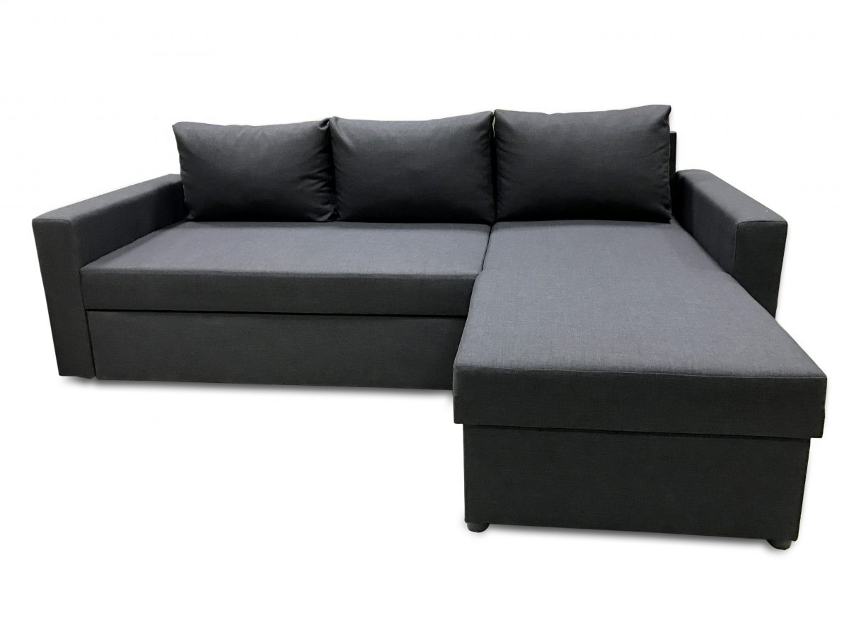 Прямые диваны: чем отличаются от угловых?