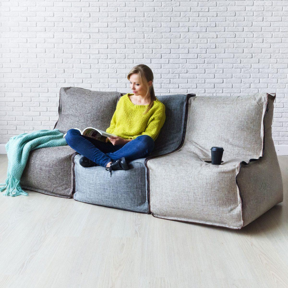 бес каркаса мебель