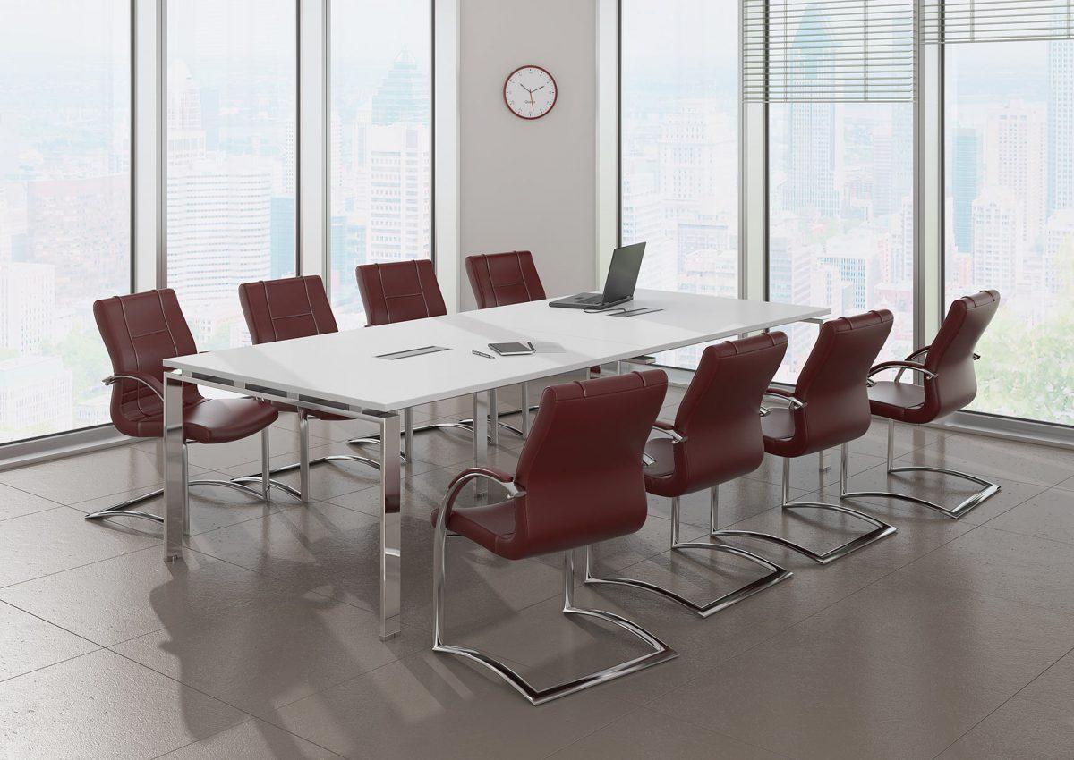 Столы для переговоров в офис: какие выбрать?