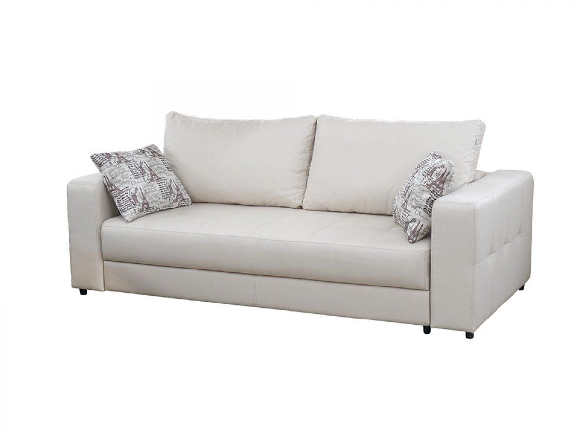 Выбираем прямой диван вместо кровати в спальню